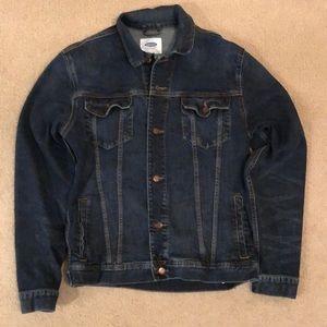 Medium Old Navy Men's Jean Jacket